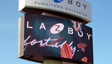 La-z boy marquee